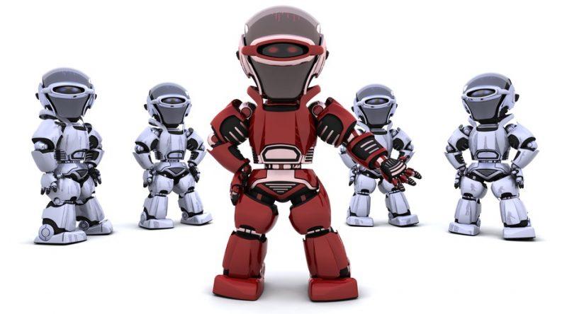 RPA robot
